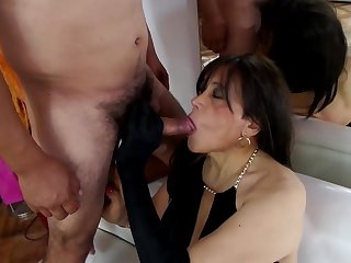 gangbang, blowjob, gay, interracial, threesome,