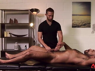 perfect, the, massage, hunk, gay, muscle
