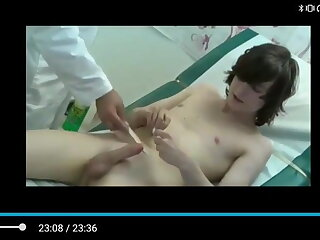 exam, doctor, spycam, twink, gay, amateur