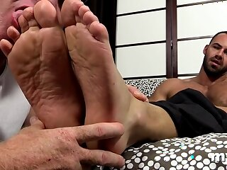 fetish, foot, gay, tryout, naked, film