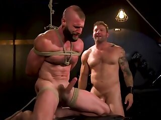 bdsm, muscle, fetish, tattoo, ,