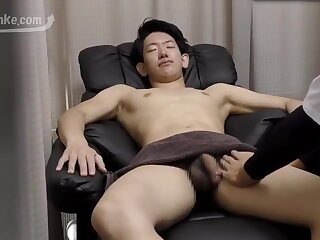 701, asian, cumshot, handjob, massage, toys