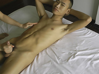 asian (gay), twink (gay), bareback (gay), big cock (gay), handjob (gay), massage (gay)