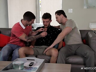 the, breeding, houseboy, 3some, ,