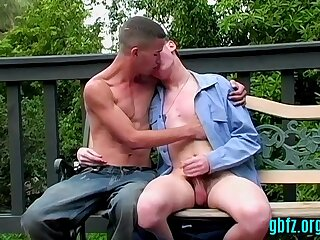 enjoys, dude, twinks, cock, movie, segment