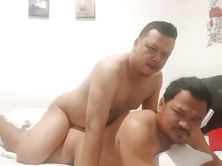 gempal, bapak, amateur, asian, bear, chubby