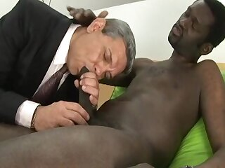 daddy, hot, big, cock, deepthroat, facial